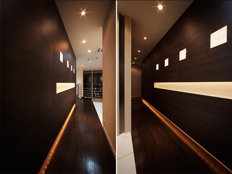 印象的な2つの空間 ......イメージ画像
