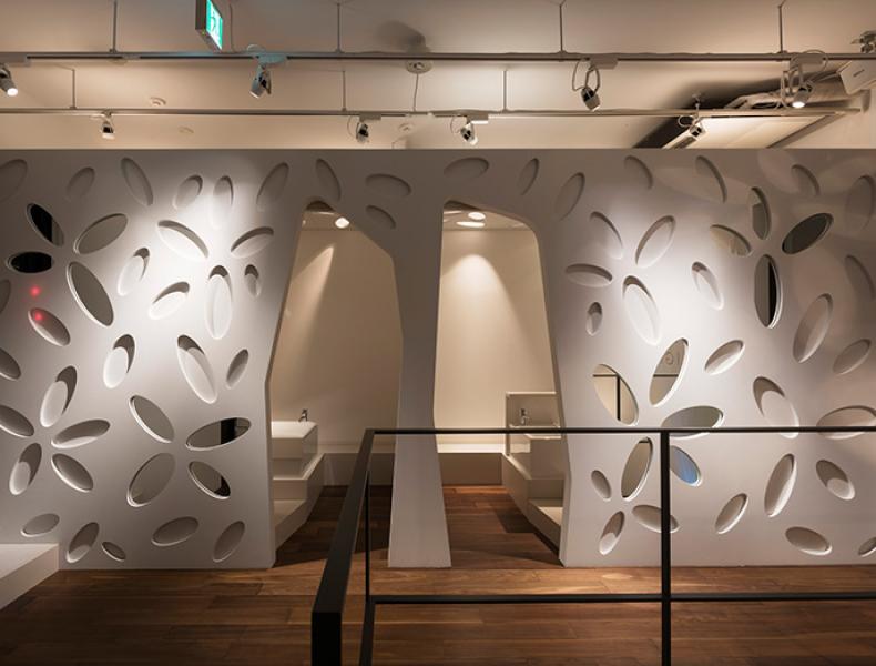 店舗デザイン実績|Nail Spa CARE+DESIGN 様 イメージ画像5