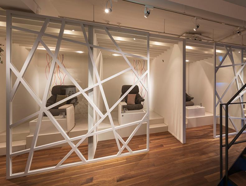 店舗デザイン実績|Nail Spa CARE+DESIGN 様 イメージ画像6