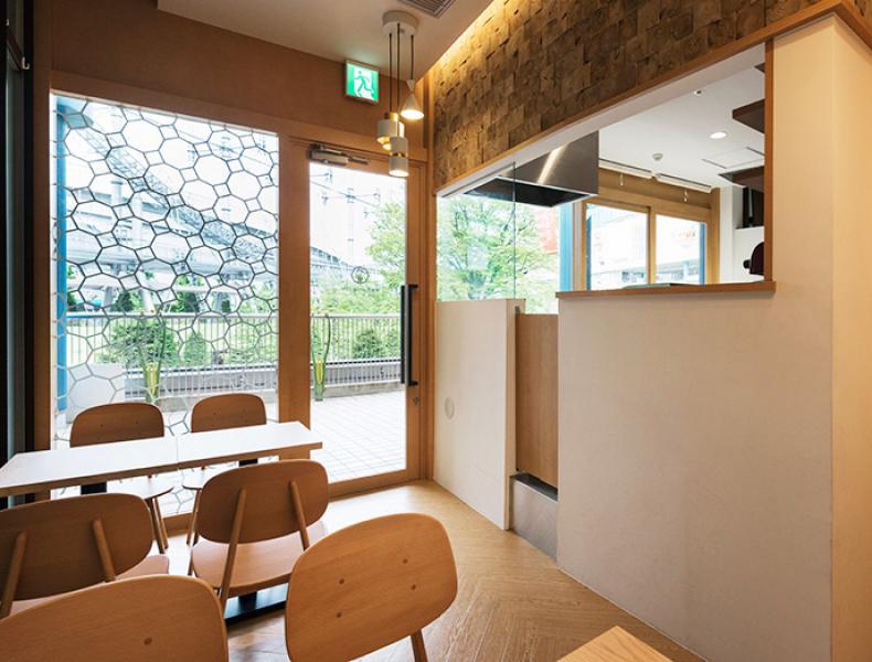 店舗デザイン実績|Hattendo Cafe 様 イメージ画像5