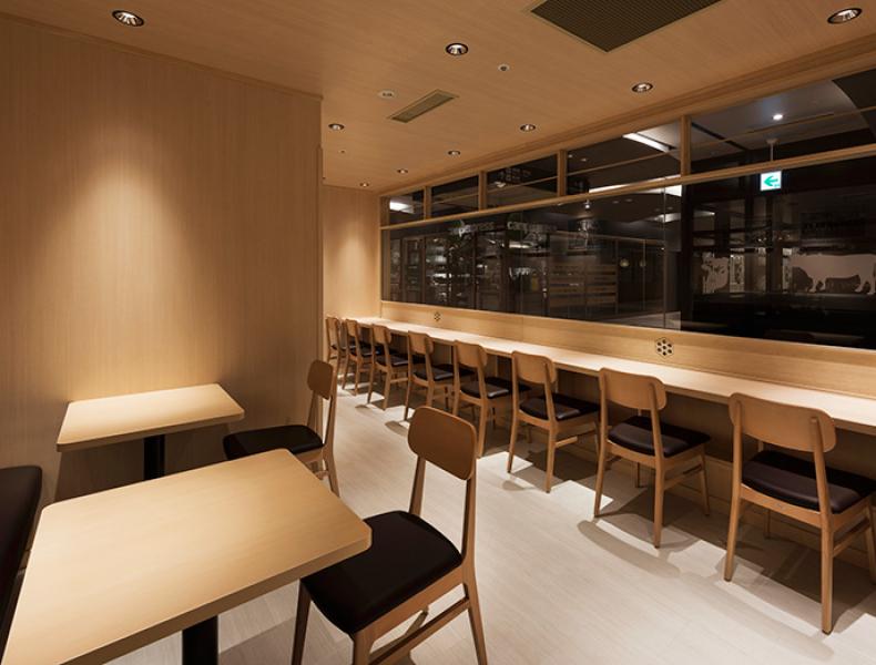 店舗デザイン実績|鶏三和 ジョイナス ザ・ダイヤモンド店 様 イメージ画像4