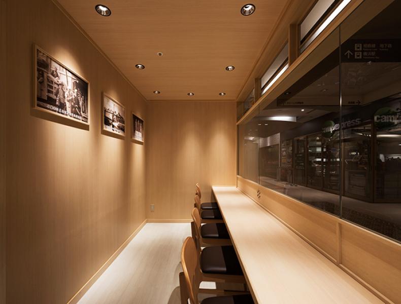 店舗デザイン実績|鶏三和 ジョイナス ザ・ダイヤモンド店 様 イメージ画像5