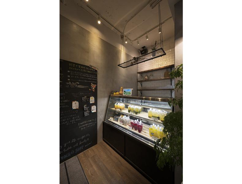 店舗デザイン実績|EJ JUICE & SOUP 様 イメージ画像5