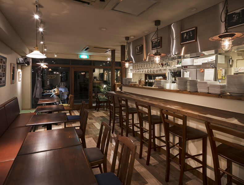 店舗デザイン実績|NewYork Italian Kitchen Tuscita 様 イメージ画像5