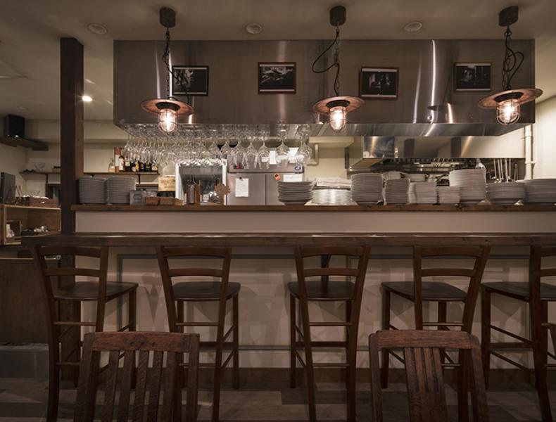 店舗デザイン実績|NewYork Italian Kitchen Tuscita 様 イメージ画像6