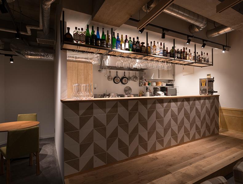 店舗デザイン実績|Café Lounge COLON 様 イメージ画像5