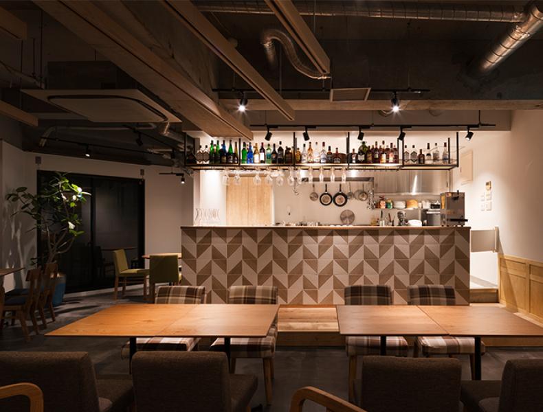 店舗デザイン実績|Café Lounge COLON 様 イメージ画像6
