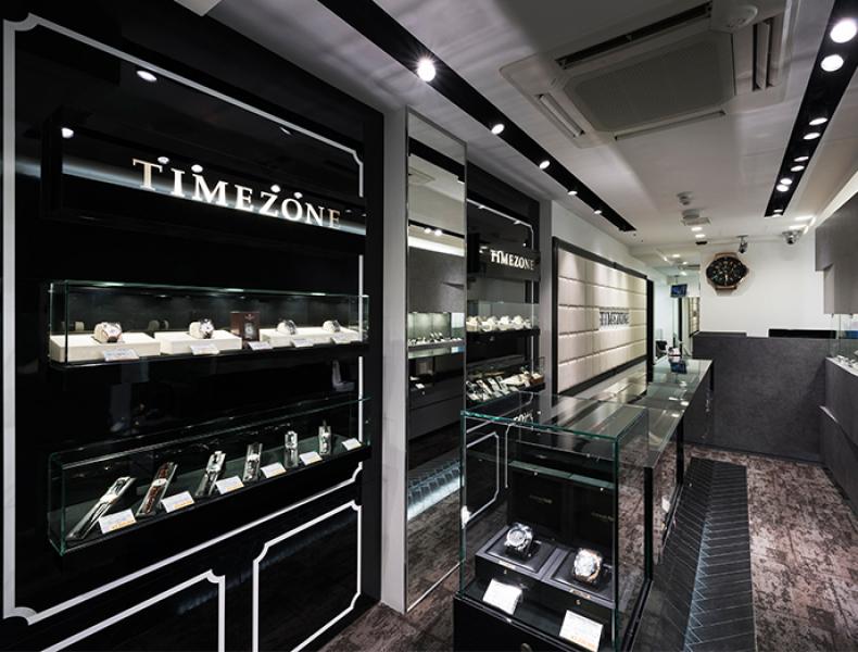 店舗デザイン実績|TIME ZONE銀座店 様 イメージ画像4