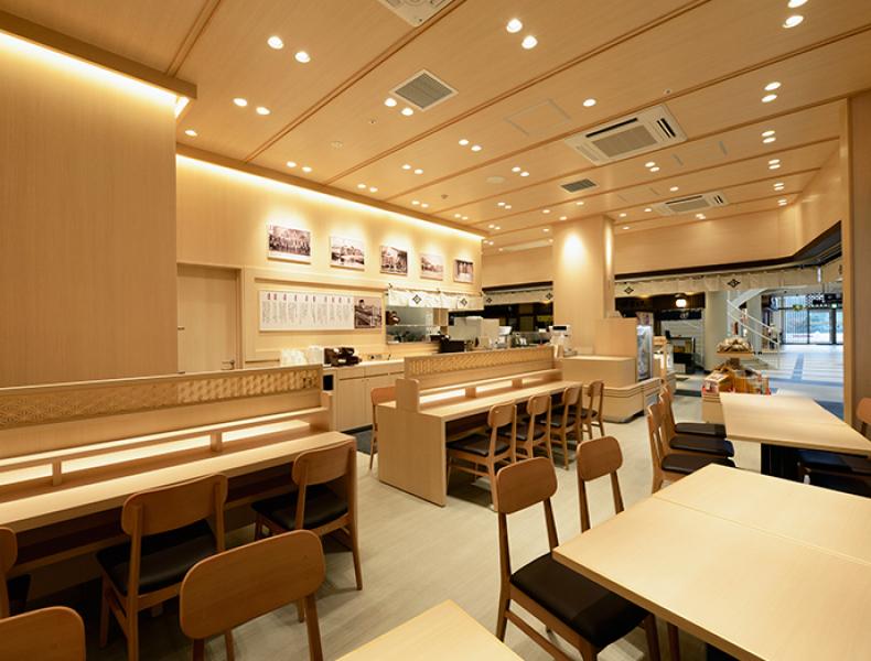 店舗デザイン実績|伊藤和四五郎商店 鶏三和 様 イメージ画像5