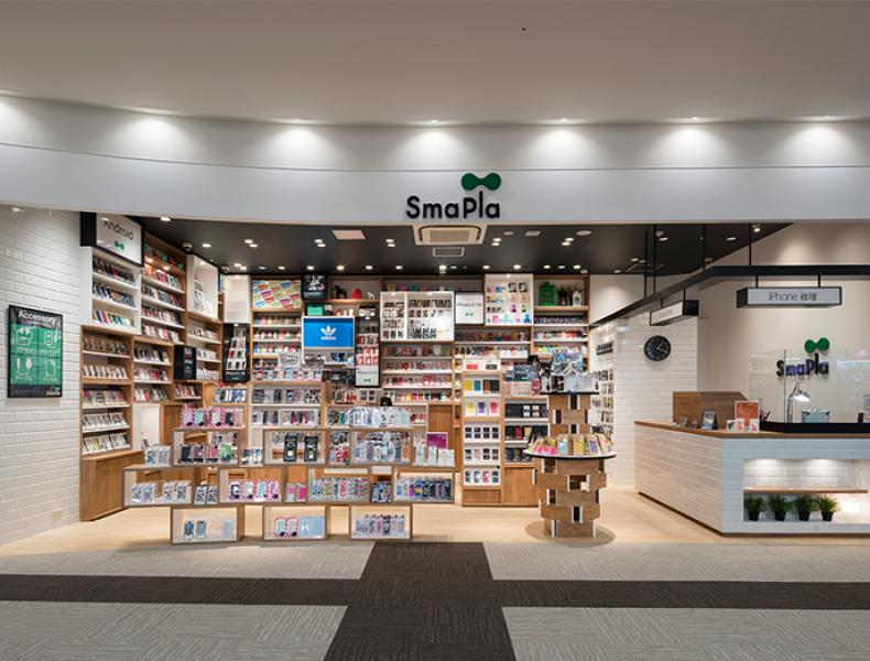 店舗デザイン実績|smapla イオンタウン ユーカリが丘店 様 イメージ画像6