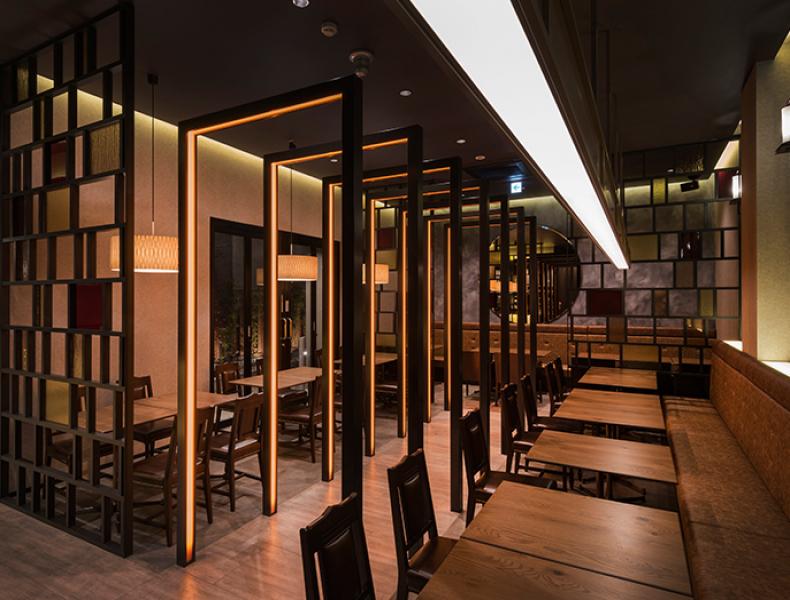店舗デザイン実績|La VASARA -CAFÉ & GRILL- 浅草店 様 イメージ画像6
