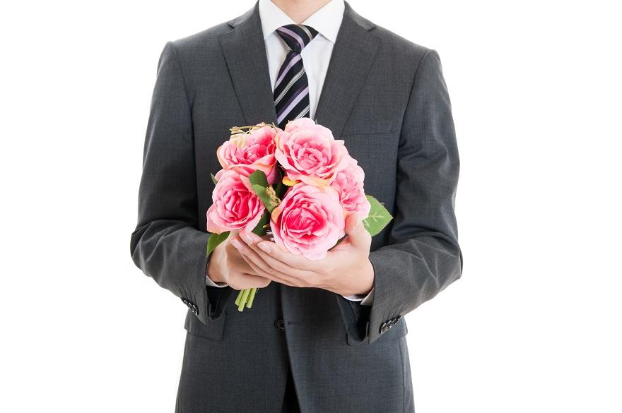 花を売るなら男性に!?【「花贈り」に関する意識調査】イメージ画像
