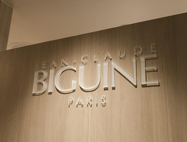 店舗デザイン実績|JEAN-CLAUDE BIGUINE 表参道店 様 イメージ画像4