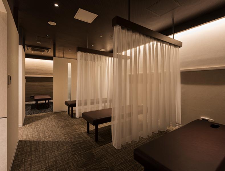 店舗デザイン実績|Relaxation salon e.a.s 様 イメージ画像4