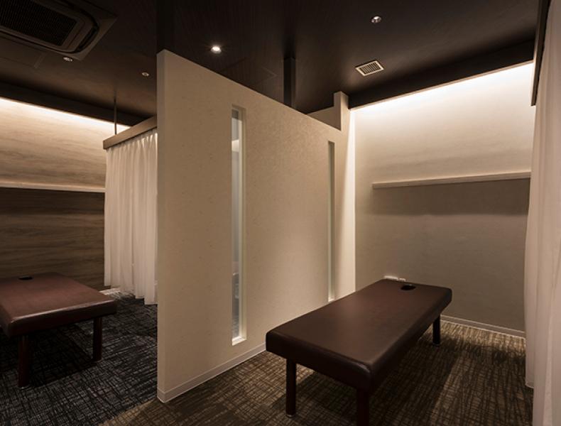 店舗デザイン実績|Relaxation salon e.a.s 様 イメージ画像5
