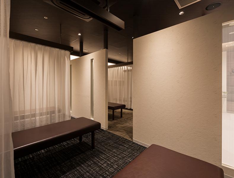 店舗デザイン実績|Relaxation salon e.a.s 様 イメージ画像6