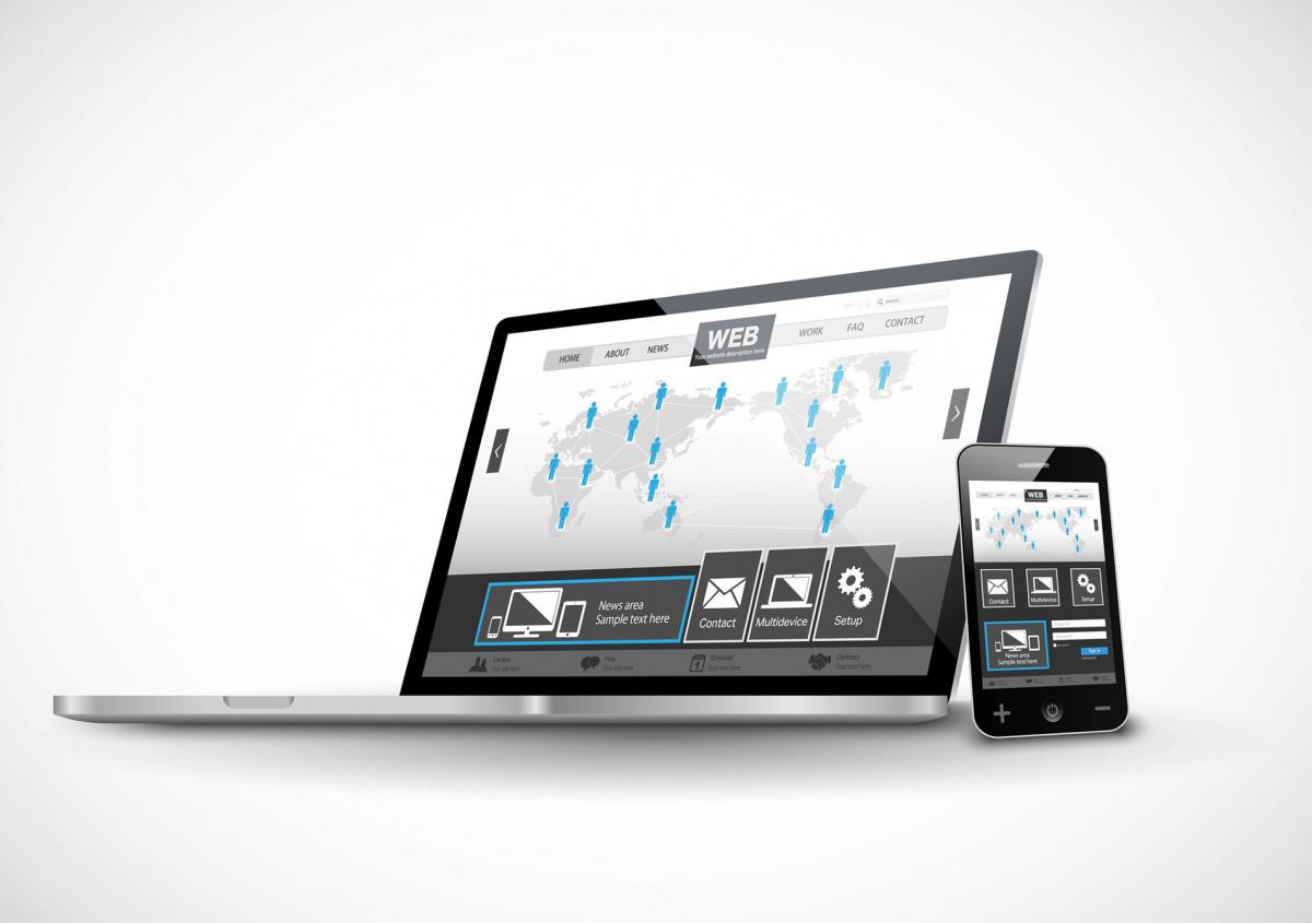 ネット広告を利用した集客方法イメージ画像