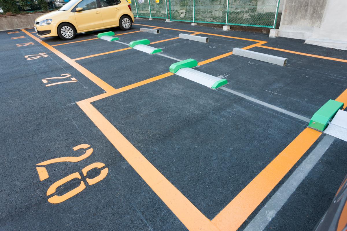 独立開業時、駐車場は一体どうする!?イメージ画像