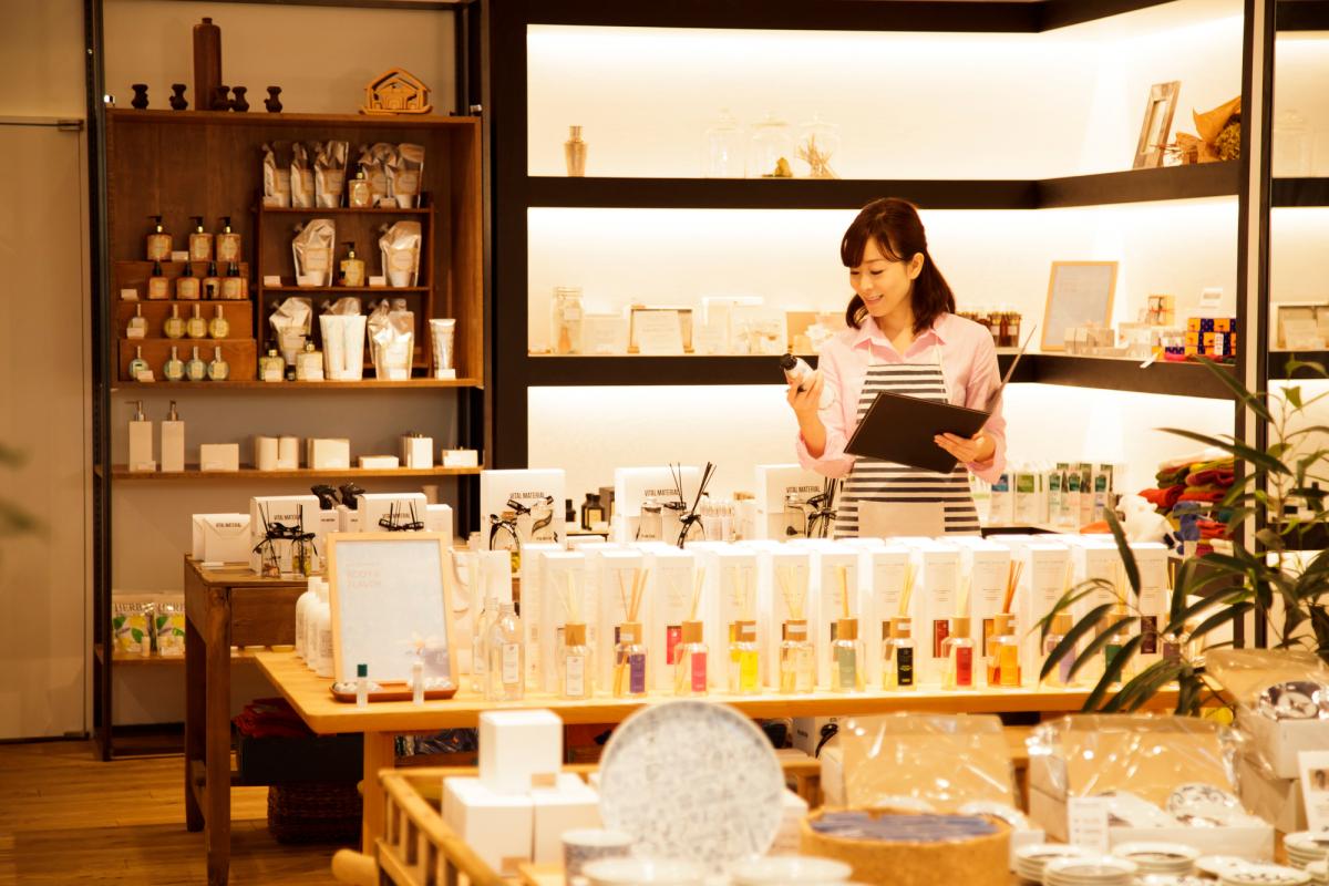新規に雑貨屋を開業する際に考えたい3つのことイメージ画像
