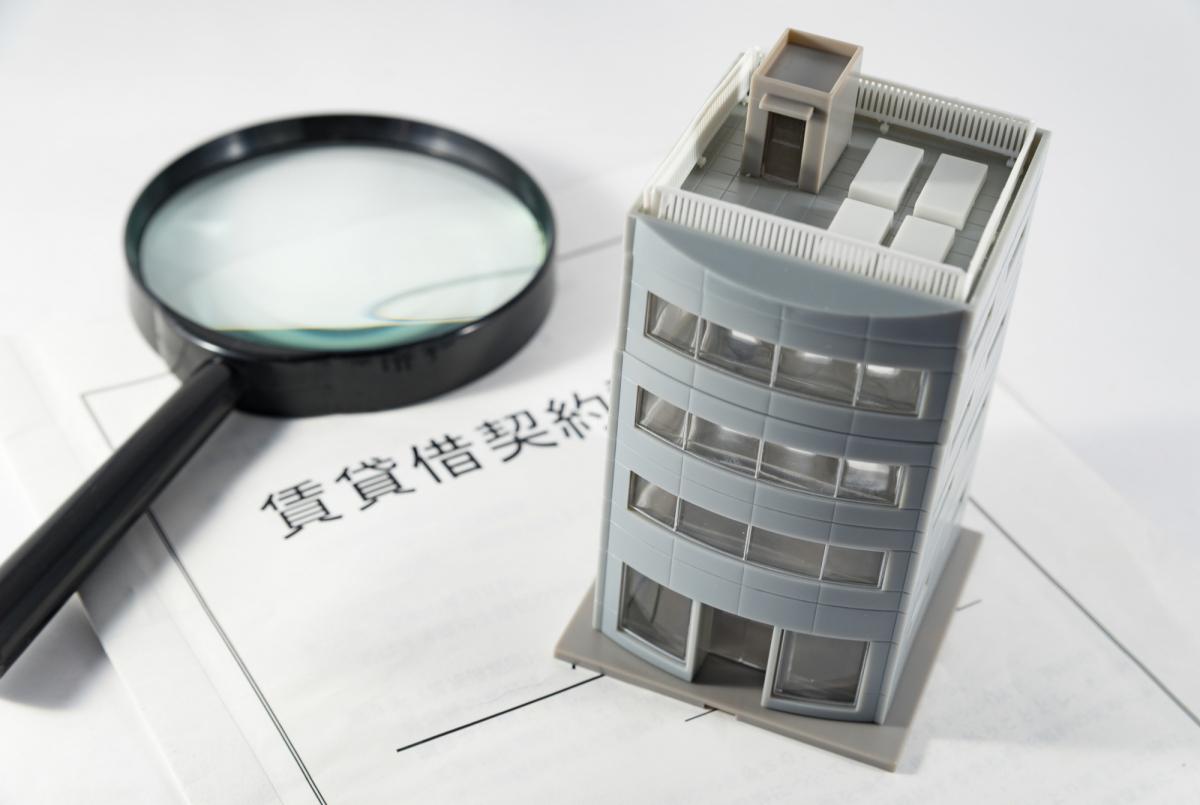 外装工事前には賃貸借契約の内容を確認しようイメージ画像