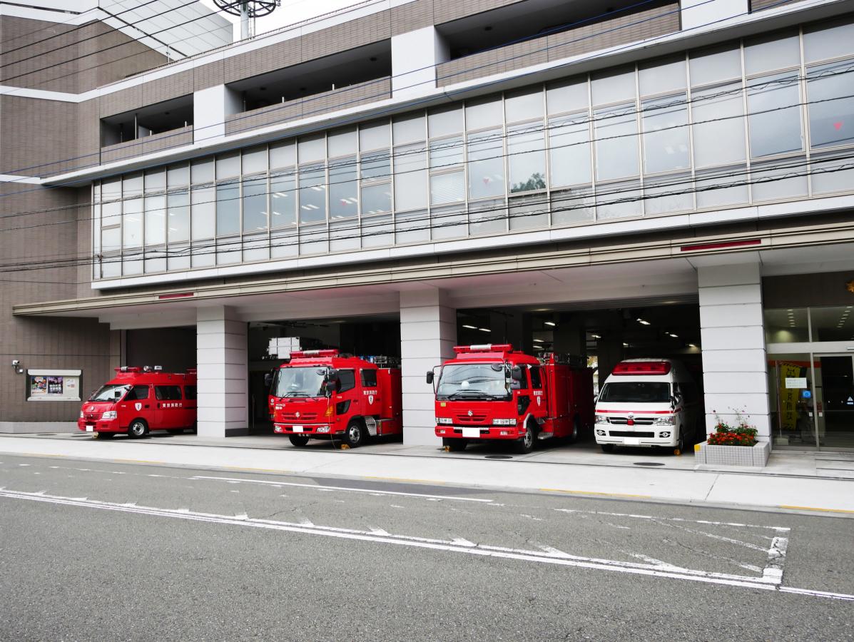 内装工事をするときは消防法にも注意が必要?イメージ画像