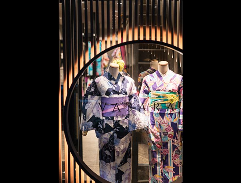 店舗デザイン実績|VASARA KIMONORENTAL 京都祇園店 様 イメージ画像6