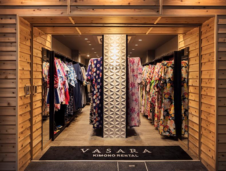 店舗デザイン実績|VASARA KIMONO RENTAL 京都本店 様 イメージ画像4