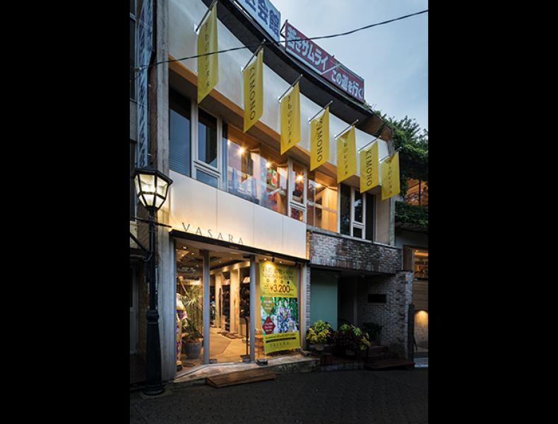 店舗デザイン実績|VASARA KIMONORENTAL 鎌倉駅前店 様 イメージ画像4