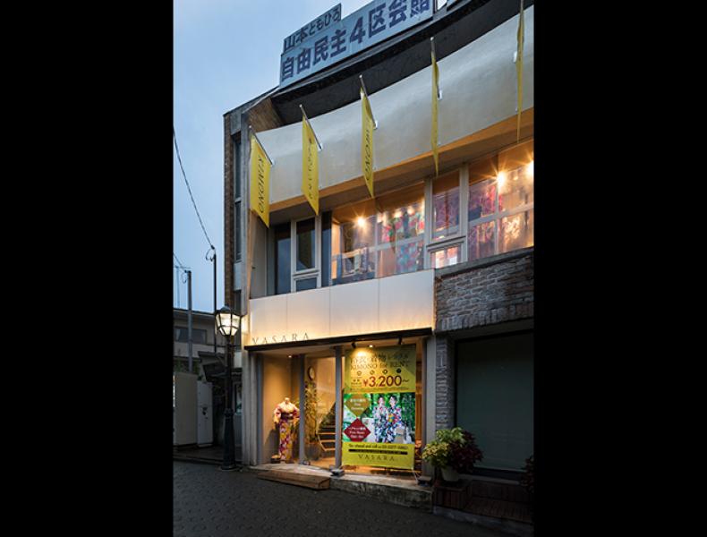 店舗デザイン実績|VASARA KIMONORENTAL 鎌倉駅前店 様 イメージ画像6