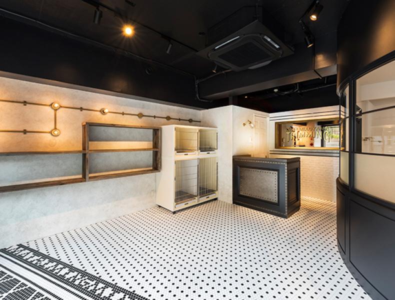 店舗デザイン実績|MINAMIAOYAMA TRIMMING 様 イメージ画像5