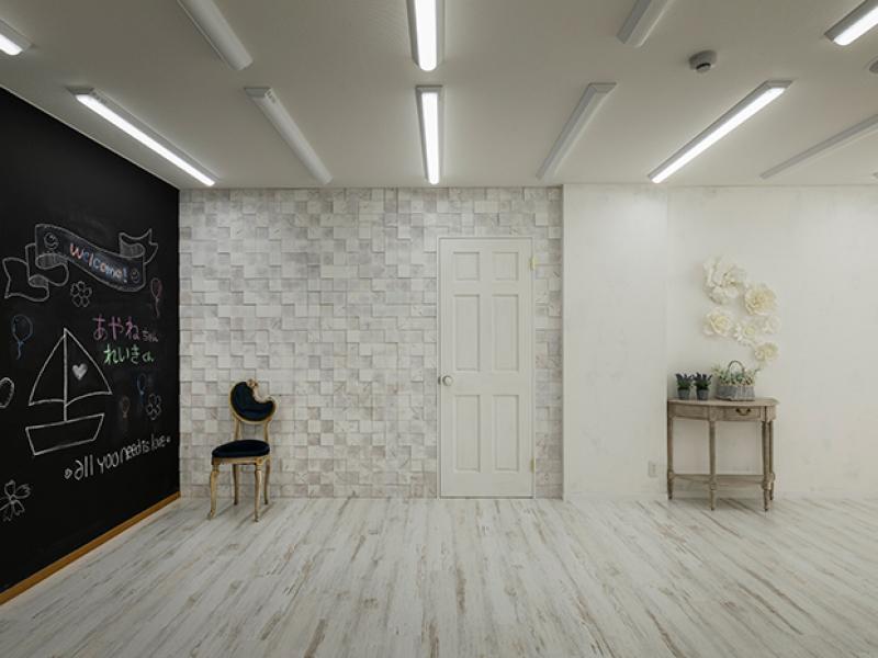 スタジオ(ホワイト)......イメージ画像