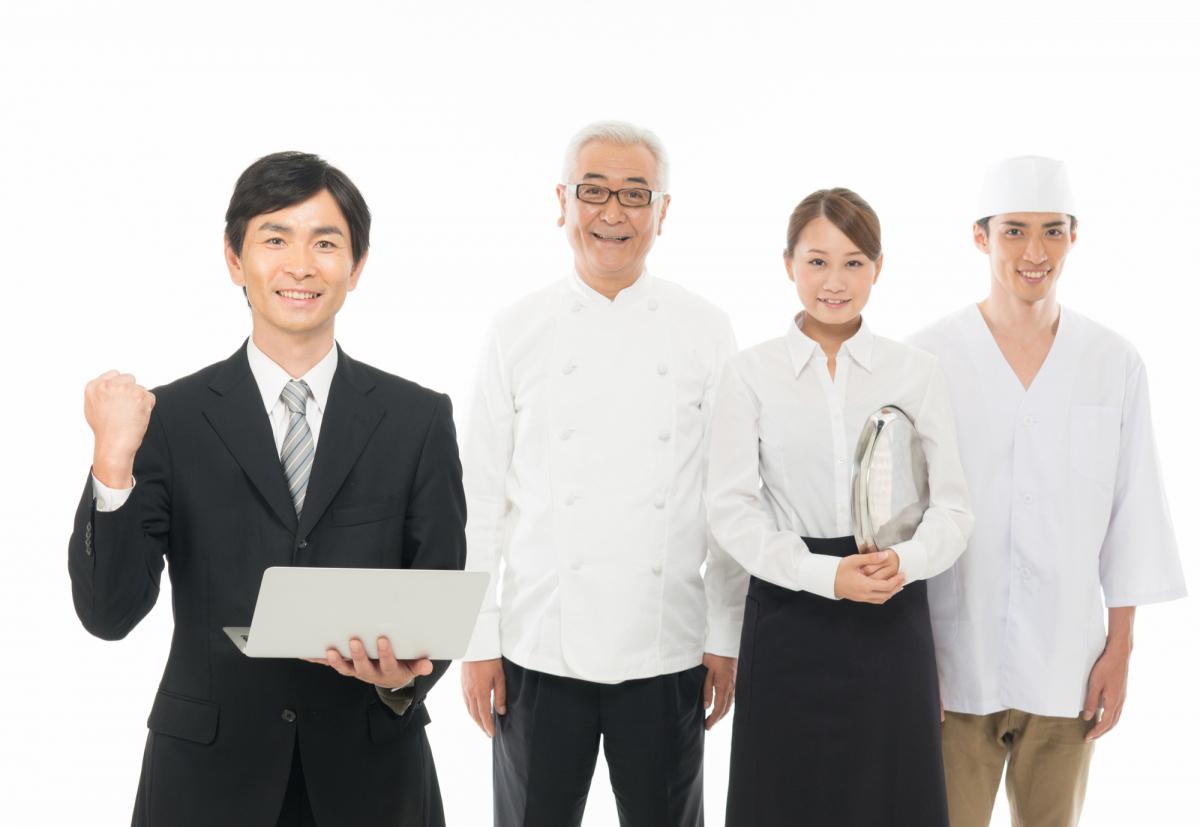 飲食店の開業で受けられる融資の種類イメージ画像