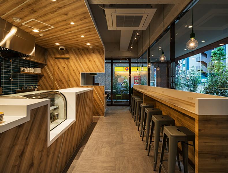 店舗デザイン実績|NEW ZEALAND CAFÉ AKASAKA 様 イメージ画像5