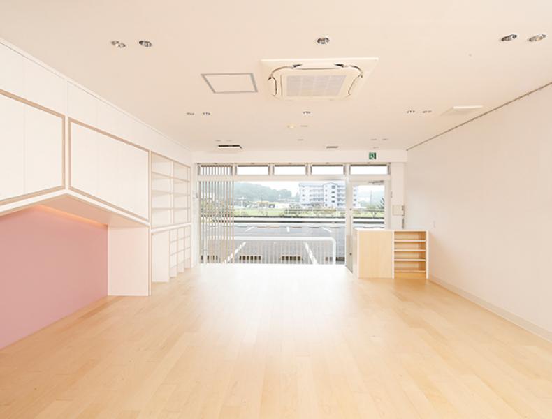 店舗デザイン実績|株式会社アイキ様 クレッシェRio イメージ画像4