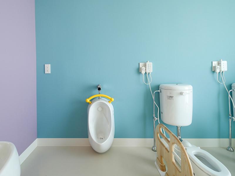 怖くない楽しいトイレ......イメージ画像