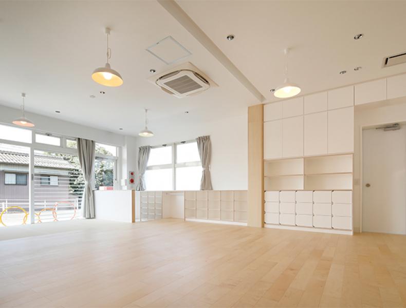 店舗デザイン実績|株式会社アイキ様 ナーシェリ大森 イメージ画像5