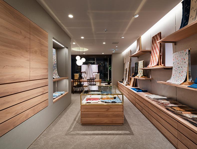 店舗デザイン実績|銀座 かわの屋 様 イメージ画像6