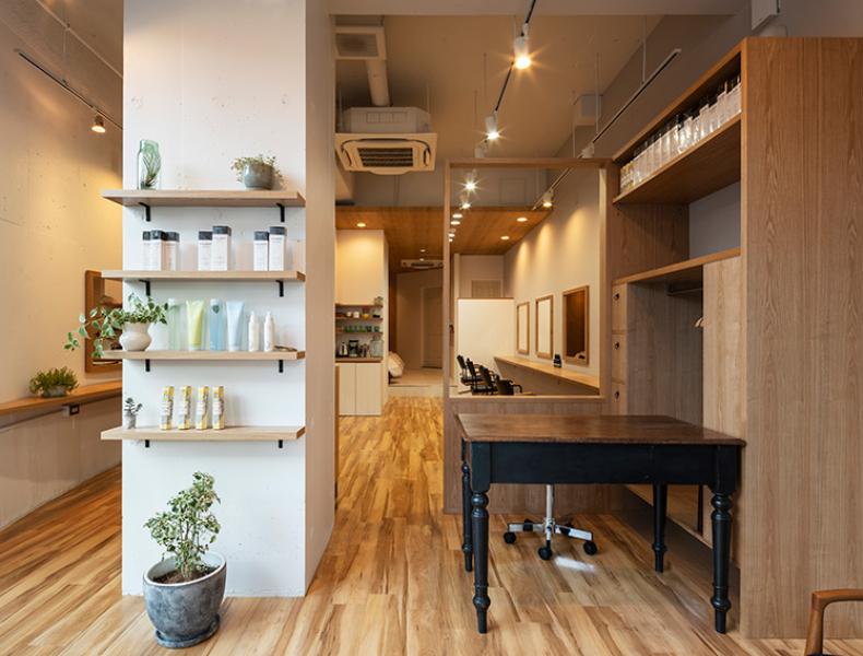 店舗デザイン実績|Lycka Lenne(リッカ・レンネ) 様 イメージ画像5