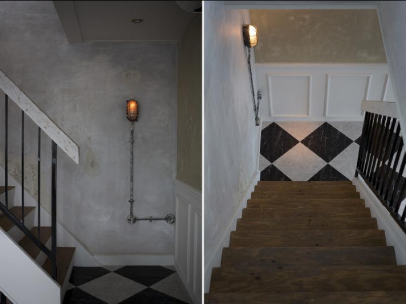 さり気ない階段にもこ......イメージ画像