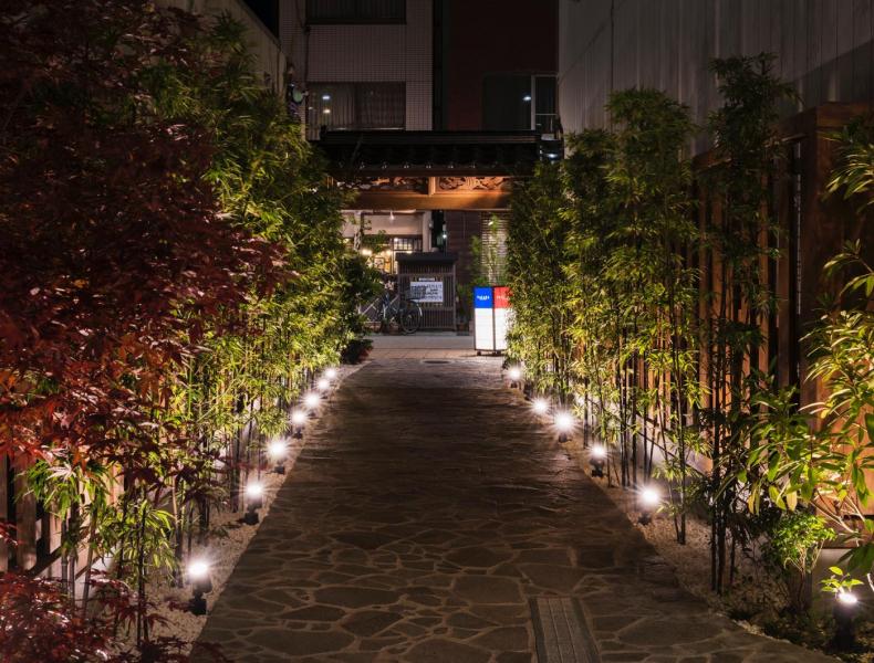 店舗デザイン実績|La VASARA -CAFE & GRILL- 浅草店 様 イメージ画像4