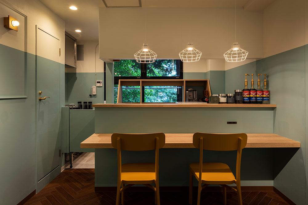店舗デザイン実績|喫茶とりの巣 様 イメージ画像4