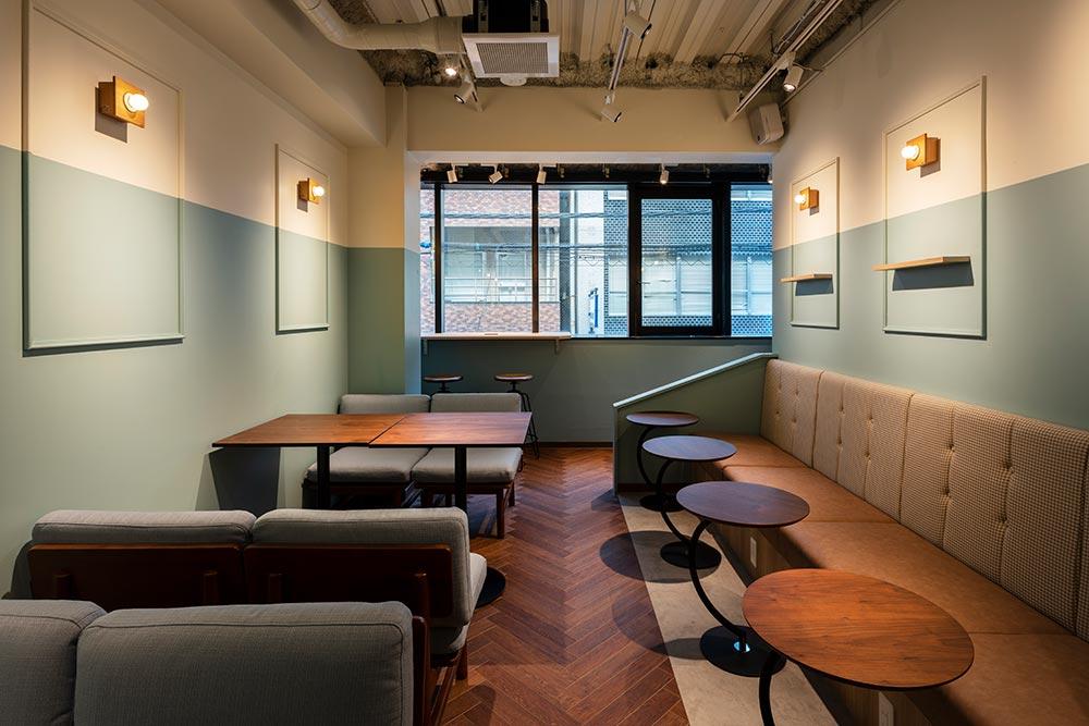 店舗デザイン実績|喫茶とりの巣 様 イメージ画像6