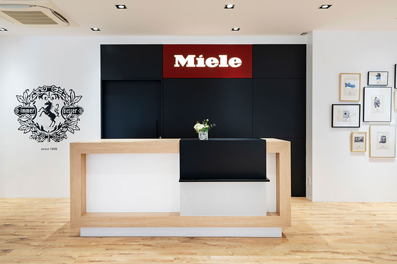 ショップ内装実績|Miele Experience Center 神戸 様 イメージ画像4