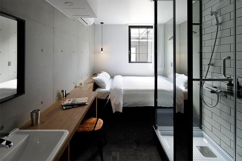 HOTEL デザイン事例|CEN DIVERSITY HOTEL & CAFÉ 様 イメージ画像6