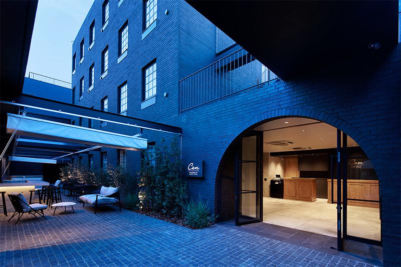 HOTEL デザイン事例|CEN DIVERSITY HOTEL & CAFÉ 様 イメージ画像4